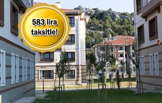 TOKİ 50 bin konut İzmir Torbalı kura çekilişi bugün!