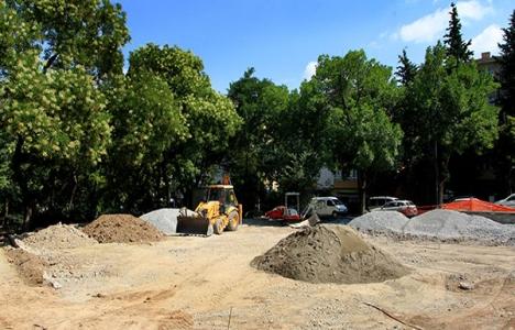 Çankaya'daki Ördekli Park yenileniyor!