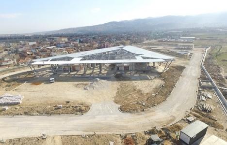 Manisa Alaşehir Otobüs Terminali tamamlanıyor!