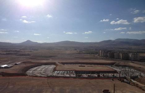 Konya'nın yeni stadı 190 günde içinde tamamlanacak!