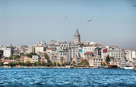 Yabancılar yeniden İstanbul'a yöneldi!