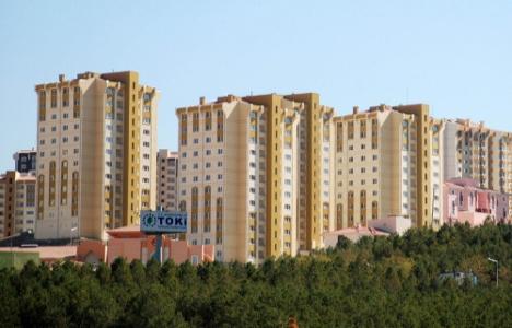 TOKİ Kayaşehir kampanyasına