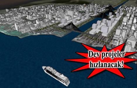 Hükümet Kanal İstanbul'a