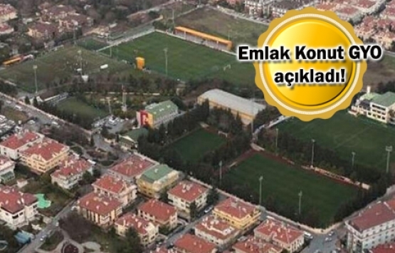 Galatasaray Florya projesi