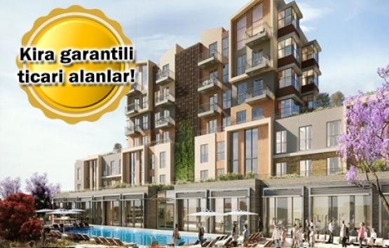 NEF Çekmeköy'ün ticari alanları yarın satışta!