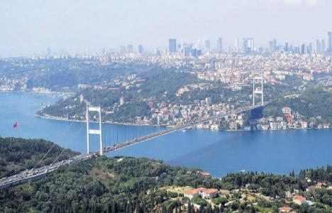 Dünyanın kadastrosu İstanbul'da