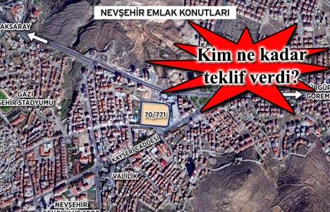 Nevşehir Emlak Konutları