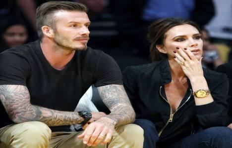 David-Victoria Beckham çifti