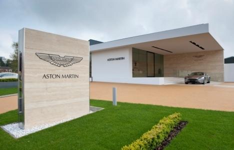 Aston Martin Folkart Towers showroomu 2015'te açılacak!