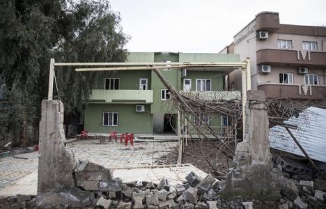 Cizre'de restorasyon çalışmaları