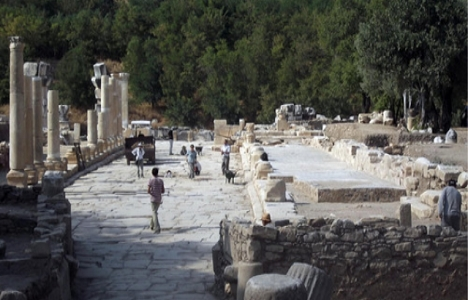 Stratonikeia Antik Kenti, Dünya Miras Listesi'ne girdi!