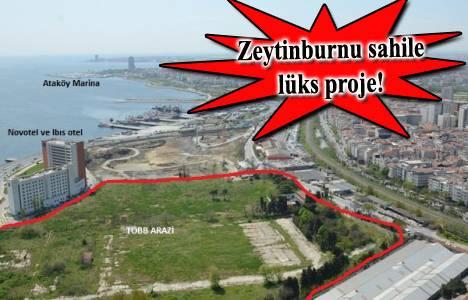 TOBB Zeytinburnu projesi Mart 2014'te başlayacak!