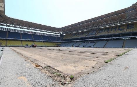 Fenerbahçe'nin tesisleri yeni