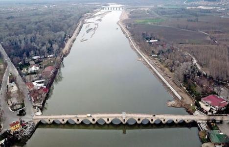 Kanal Edirne'nin yüzde