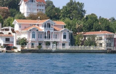 Boğaz'daki Şehzade Burhanettin