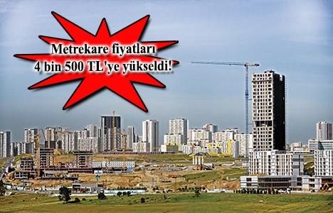 Başakşehir yeni şehir