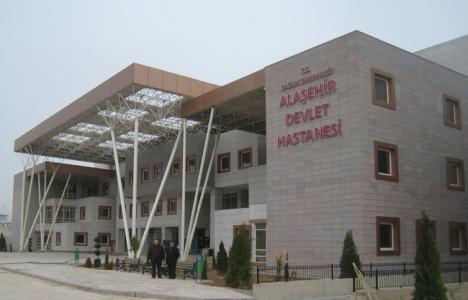Manisa Alaşehirde acil sağlık hizmetine özel bina yapılacak