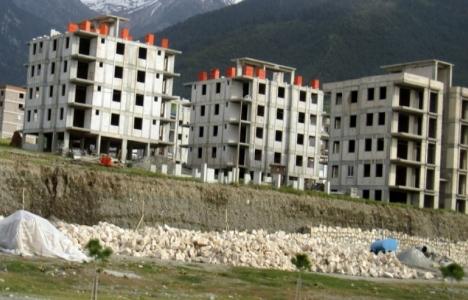 TOKİ'den Erzurum'a bin