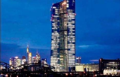 Avrupa Merkez Bankası Frankfurt'taki yeni binasına taşındı!