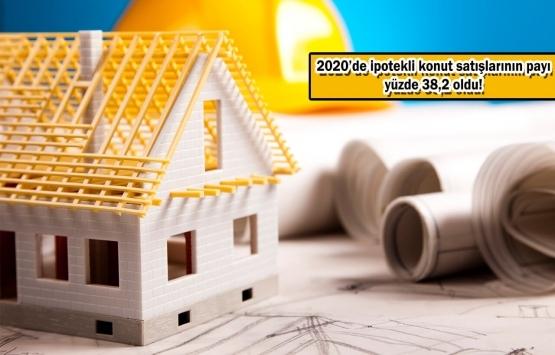 İnşaat sektörü 2020'yi hızlı büyüme ile kapattı!