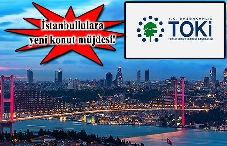 TOKİ'den İstanbul'a 5