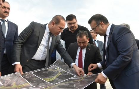 Adana'nın köyleri yola kavuşuyor!