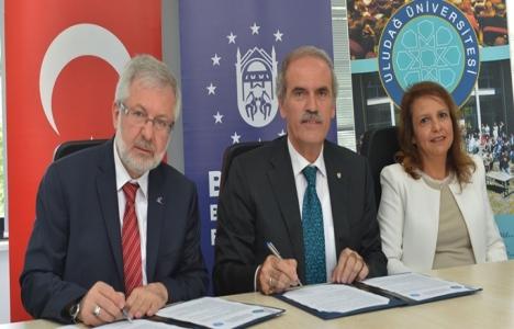 Uludağ Üniversitesi'ne yeni fakülte yapılacak!
