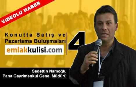 Sadettin Namoğlu: Fikirtepe projesinin ilk etabında yüzde 100'lük kısmı tamamladık!