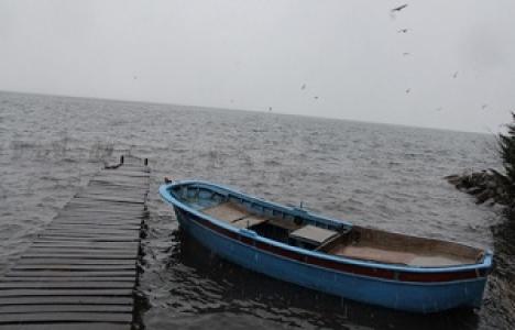 Sapanca Gölü su