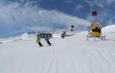 Kayseri'deki Erciyes modeli kış turizmini cazip hale getirecek!