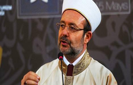 Mehmet Görmez: Camileri