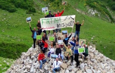 Yeşil Yol projesine Fırtına İnisiyatifi üyeleri tepki gösterdi!