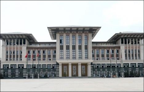 Cumhurbaşkanlığı Sarayı'nın peyzaj