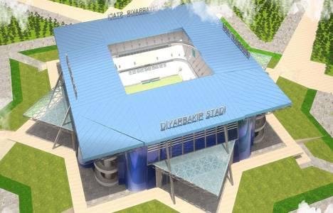 TOKİ Diyarbakır Stadı'nın ihalesi yarın yapılacak!