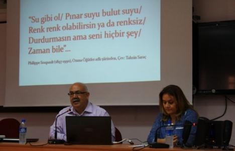 Diyarbakır'da 'Dünya Mimarlık Günü' programı düzenlendi!