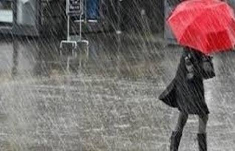 Meteorolojiden kuvvetli yağış