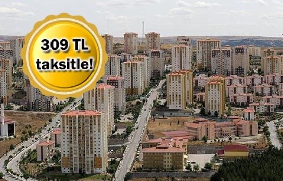 TOKİ'den 7 bin TL peşinatla konut fırsatı!