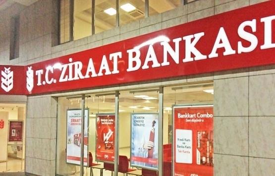 Ziraat Bankası'ndan maaş
