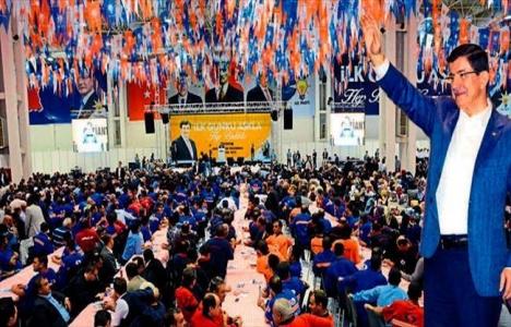 Ahmet Davutoğlu: İşçiler için 50 bin konut yapılacak!
