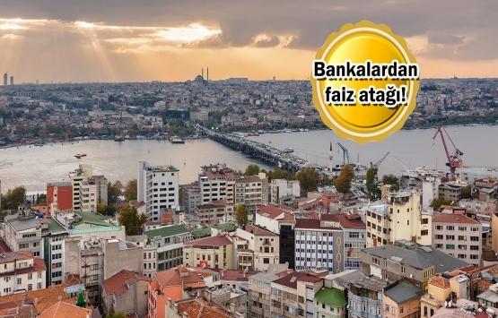 Ev fiyatlarındaki artışa bankalar 'dur' dedi!