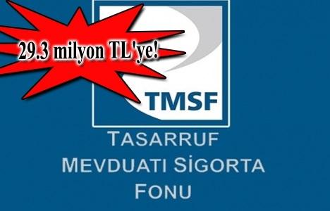 TMSF'den 2 ilde
