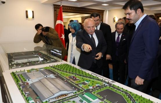 Murat Kurum'dan Mehmet