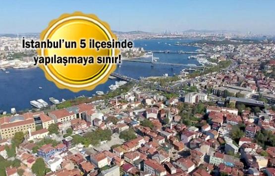 İstanbul'a 300 bin metrekare yeşil alan!