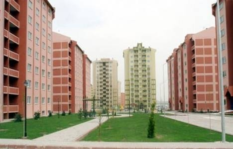 TOKİ Mardin'de 597