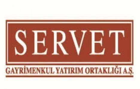 Servet GYO 2013 yıl sonu gayrimenkul değerleme raporlarını yayınladı!