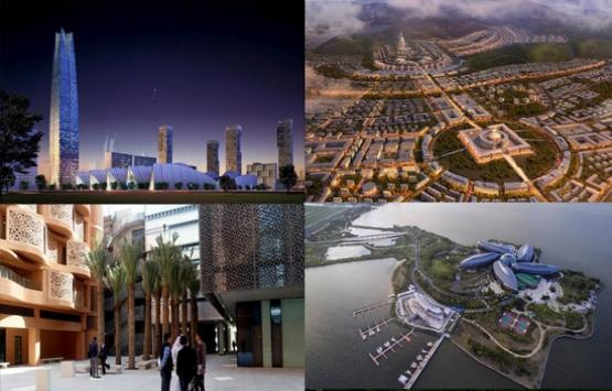 Yüksek teknoloji kentleri