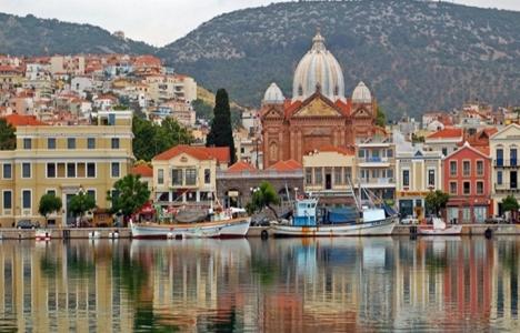Yunan Adalarına ilgi