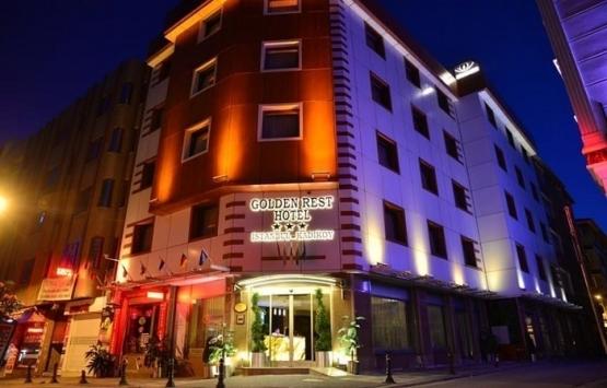 Kadıköy Golden Rest Hotel 22.5 milyon TL'ye icradan satılıyor!
