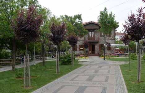 Bağcılar Nostalji Bahçeleri değişik ağaç türlerine ev sahipliği yapıyor!