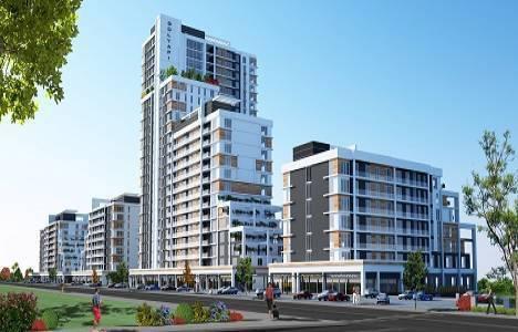 Gül Park Yaşam projesi ev fiyatları!